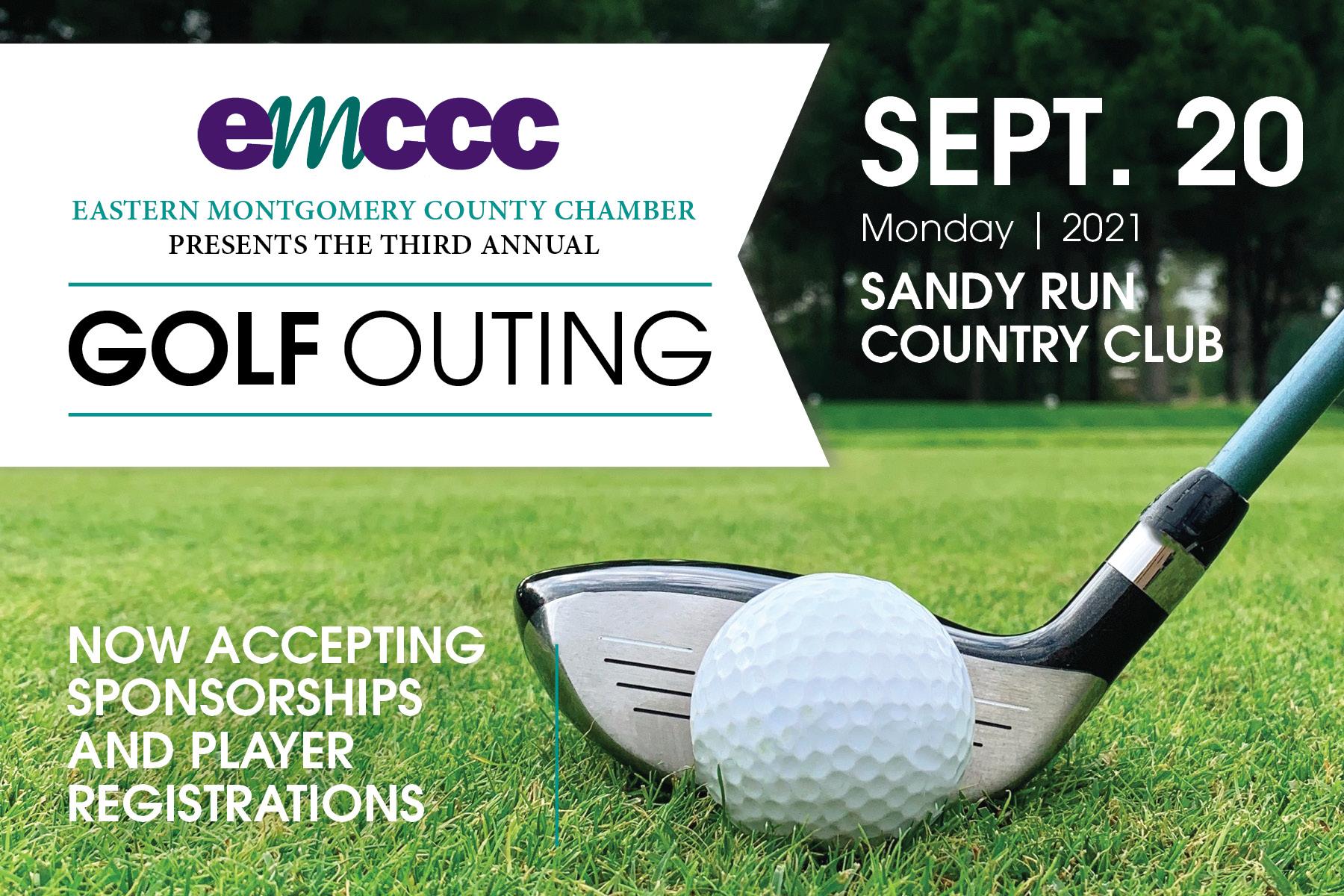 Golf outing register & sponsorships image 2021