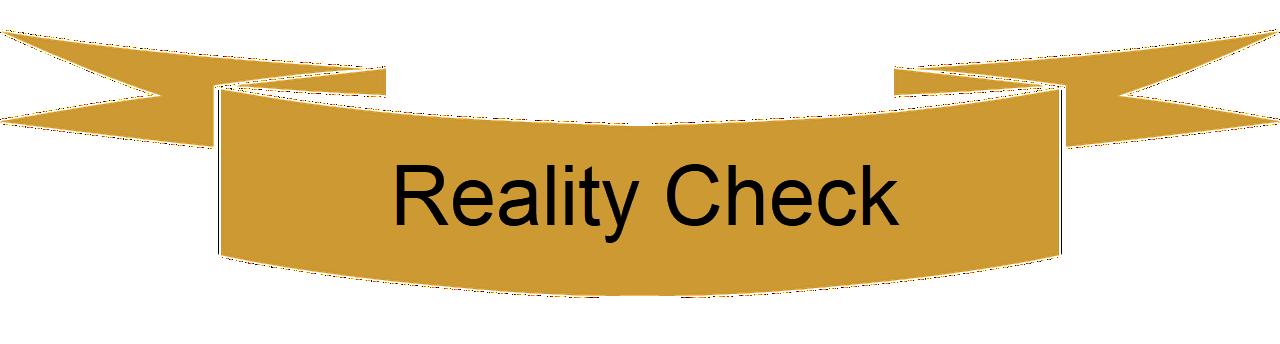 reality check2