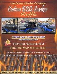 NEW BBQ Raffle Flyer