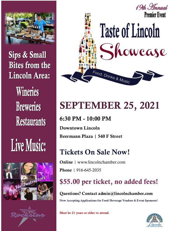 Taste of Lincoln Showcase 2021 resized