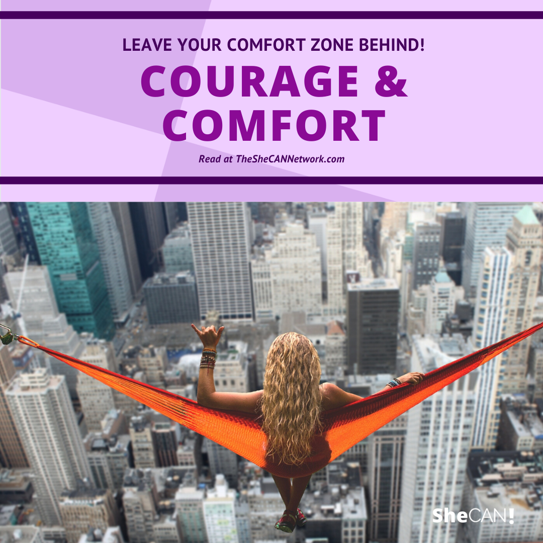 The SheCAN! Network - finding courage and comfort