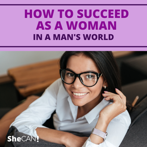 How to succeed as a woman
