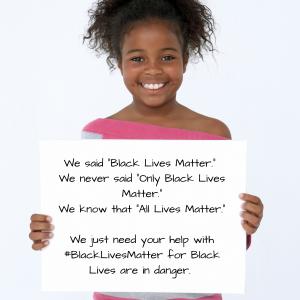 SheCAN! Black Lives Matter