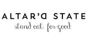 Altar'd State Logo