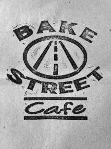 Bake Street Cafe Logo