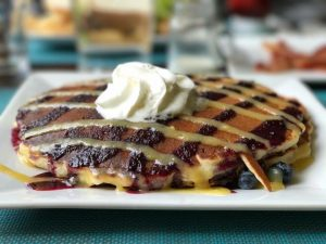 Lemonberry Pancakes