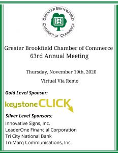 63rd Greater Brookfield Chamber of Commerce Annual Meeting (1)