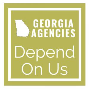 Georgia Agencies: Depend on Us