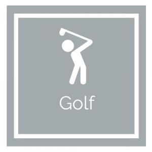 YAC Golf Logo