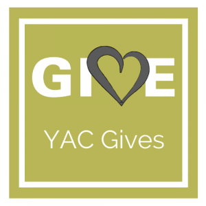 YAC Gives Logo