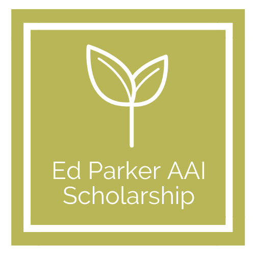 Ed Parker Scholarship Graphic