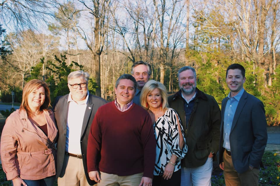 Spring Board Retreat Photo