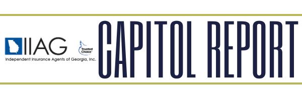 Capitol Report Header