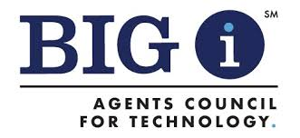 """Big """"I"""" Agents Council for Technology Logo"""