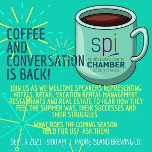 Coffee & Conversation (I)