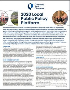 2020 Local agenda screenshot