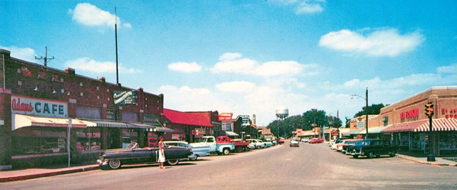 1950s Overland Park