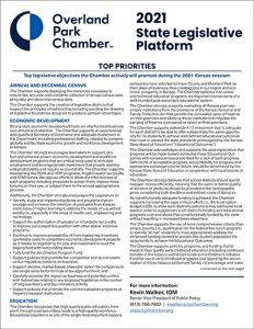 2021 State Agenda cover