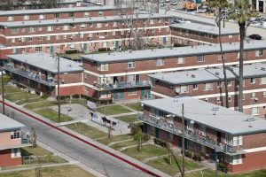 Public Housing Projects eventually became known simply as The Projects.