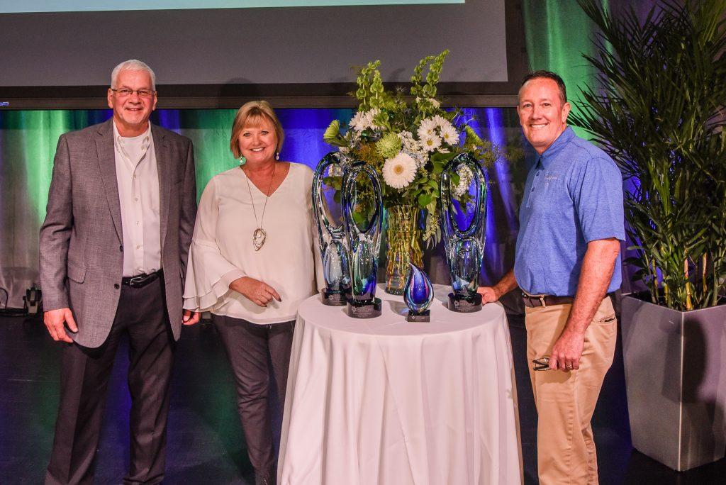 Business Leadership Award & Community Impact Award