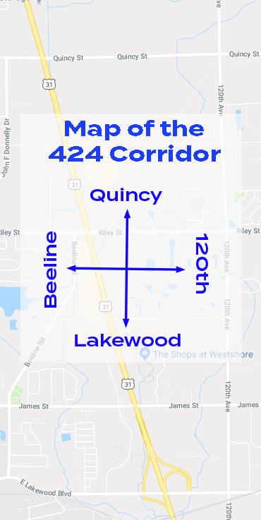 424 Map