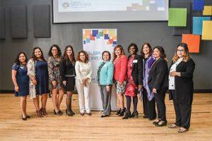 Lakeshore Latinas Group at Celebrating Diversity Event
