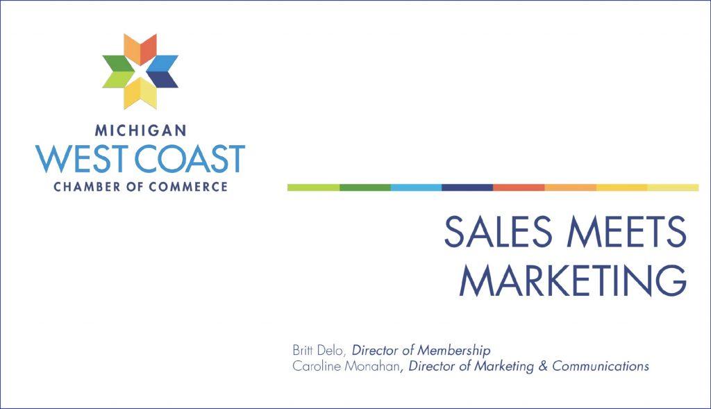 sales meets marketing