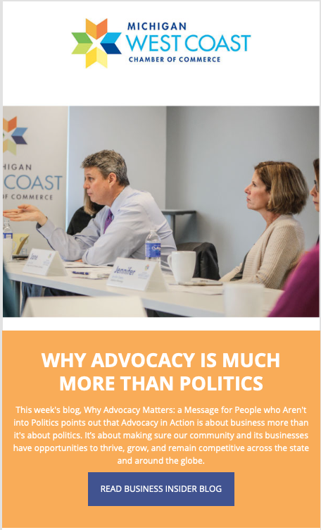Advocacy Email