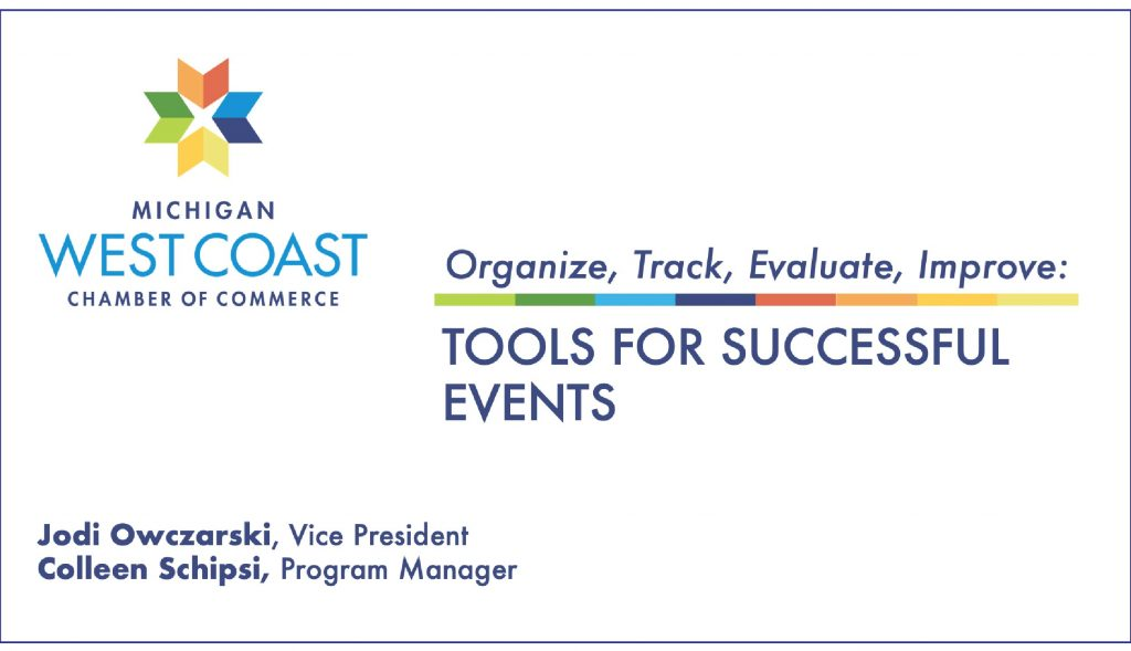 tools for successful events