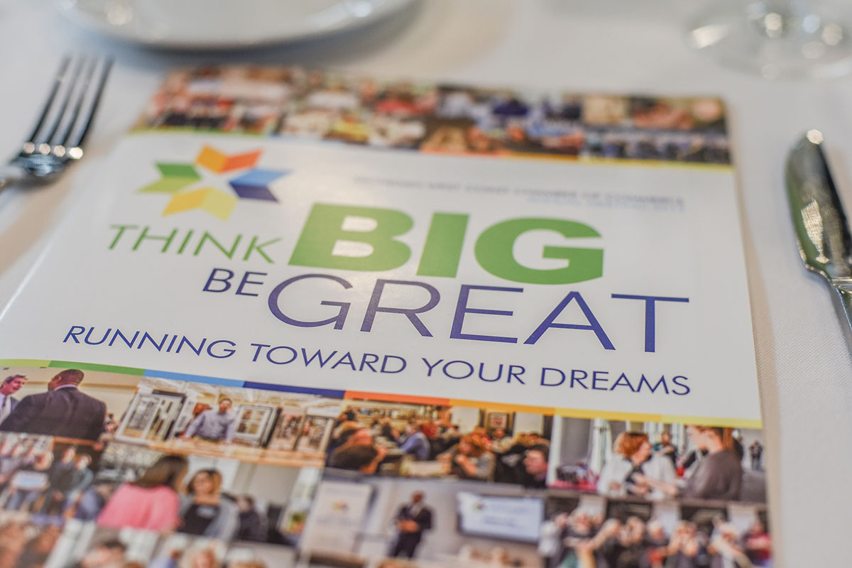 Program from West Coast Chamber Annual Meeting