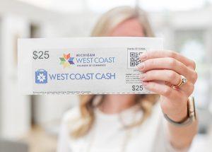 West Coast Cash Certificate