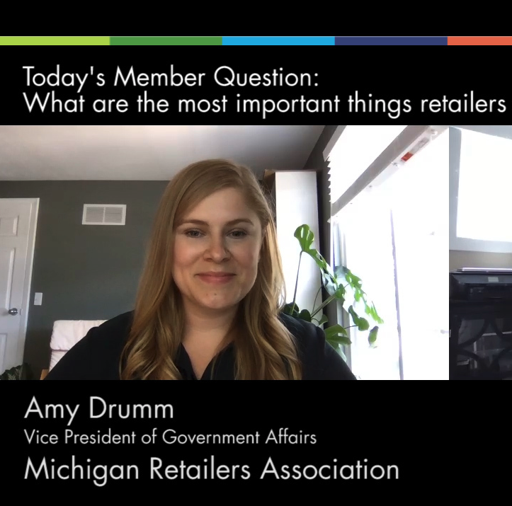 Member Question What are the Keys to a Successful Retail Restart