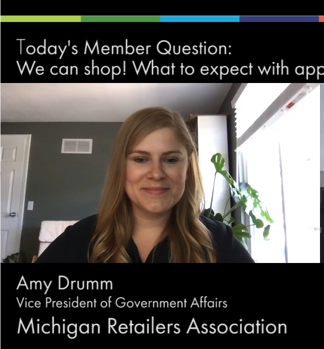 Member Question We Can Shop