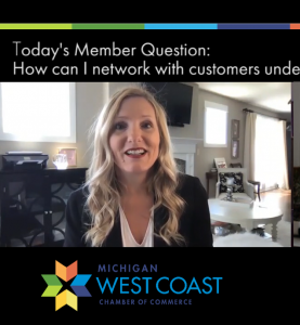Thumbnail for Vince Boileau Member Question on Networking Video