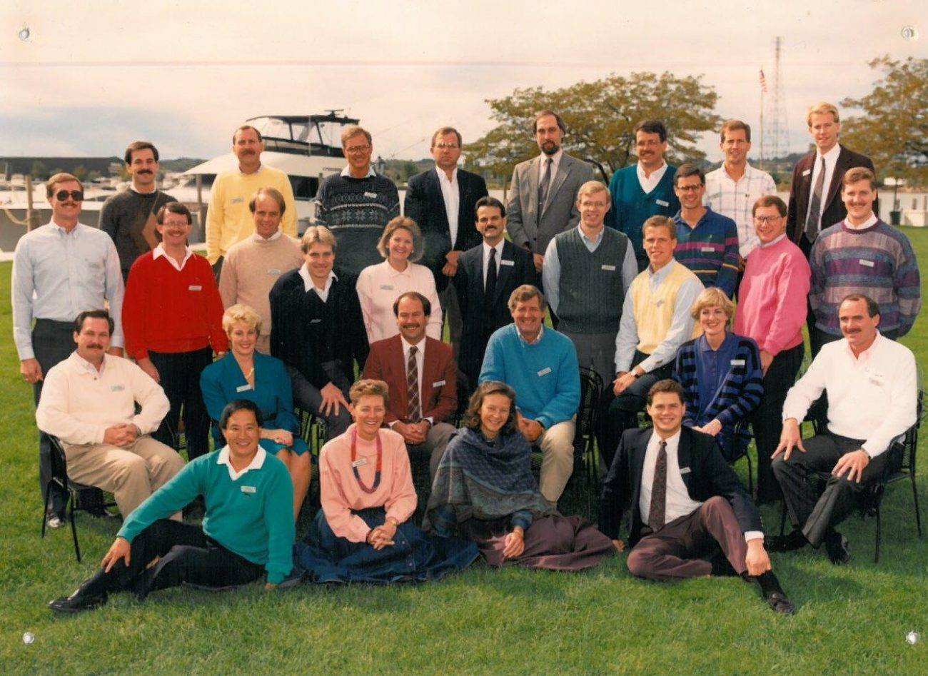 West Coast Leadership Class of 1988-1989
