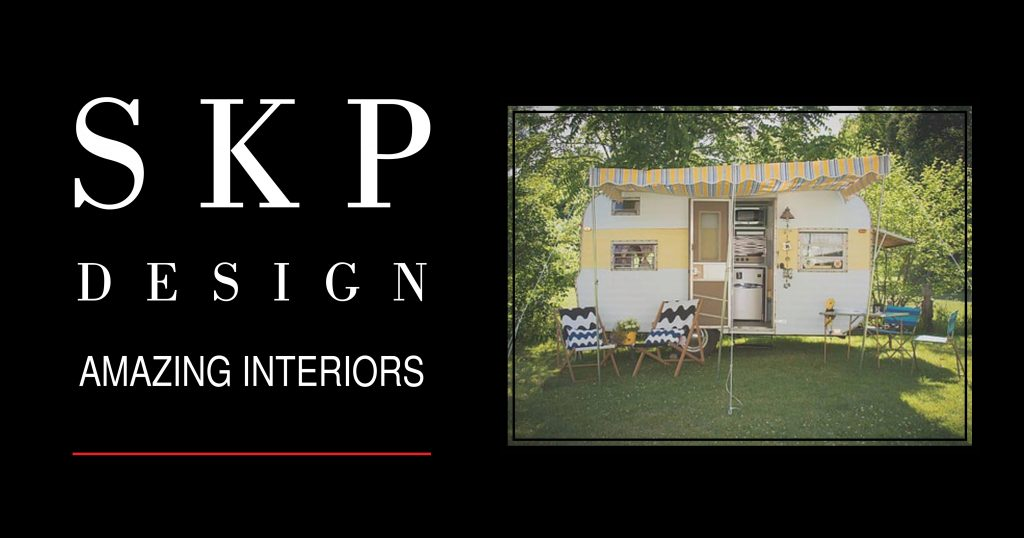 SKP Design Amazing Interiors Website Ad