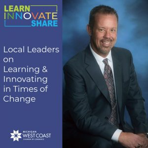 Brian Davis Learn Innovate Share Campaign