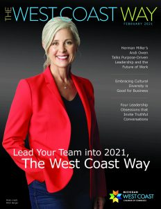 Cover Image The West Coast Way Feb2021 Andi Owen