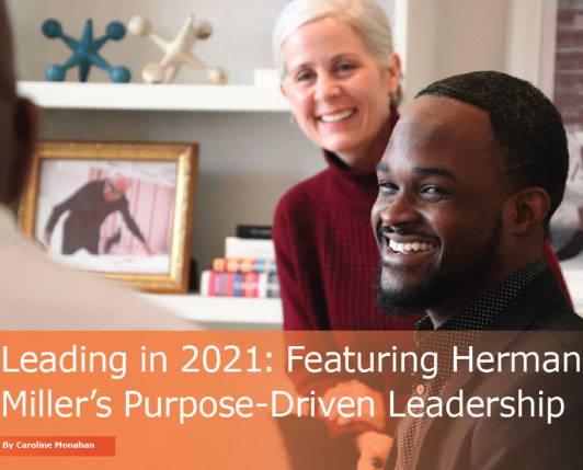 Herman Miller's Purpose-Driven Leadership