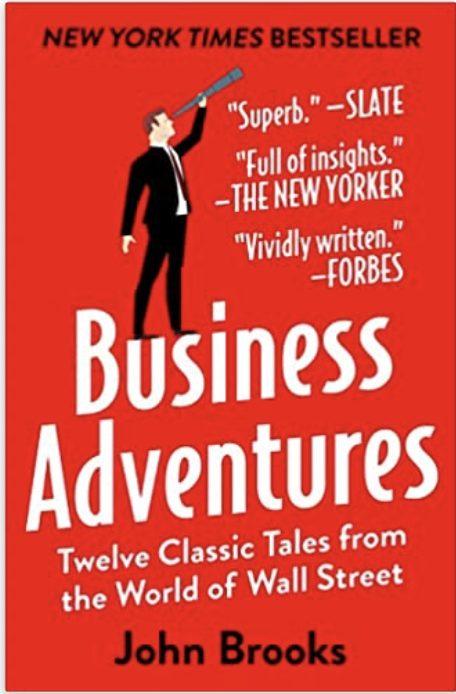 Business Adventures Book