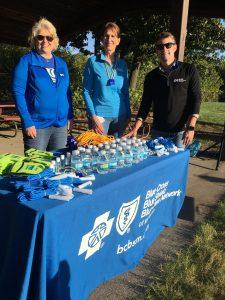Team from DEI Mission Development Lead Sponsor, Blue Cross Blue Shield Blue Care Network of MI