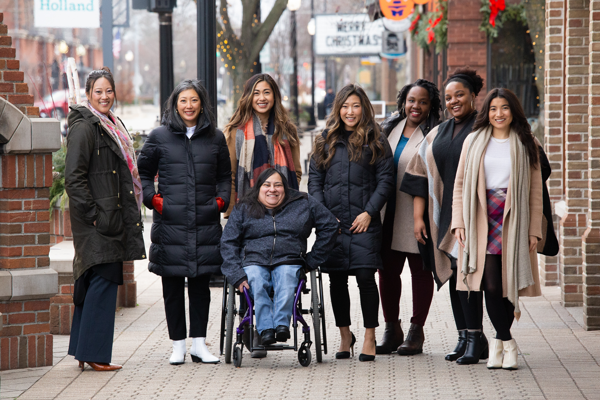 The Power of Giving - Women of Color Give
