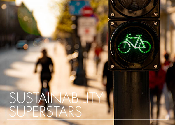 Local Sustainability Superstars
