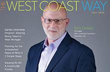 The West Coast Way - July 2021