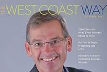 The West Coast Way Magazine - October Issue