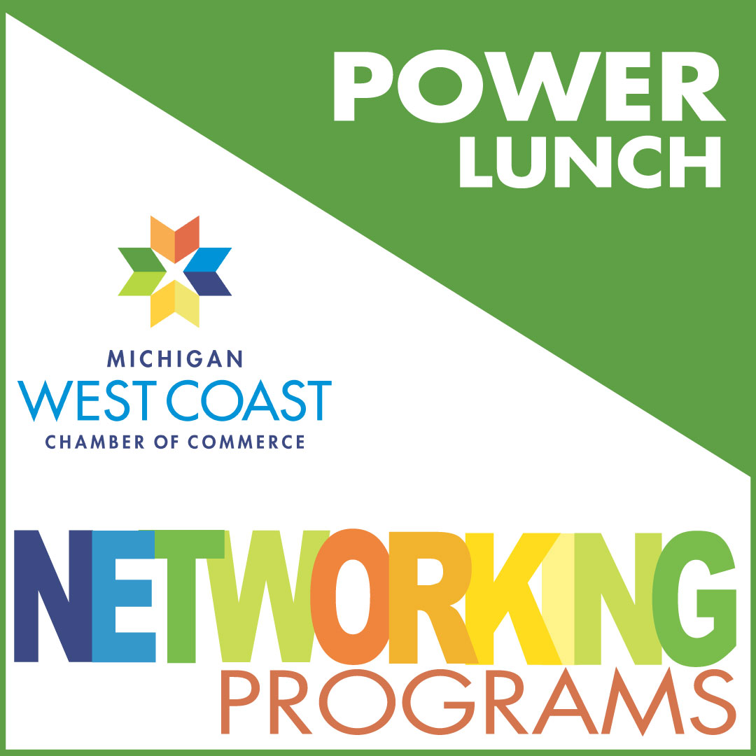 Power Lunch Logo