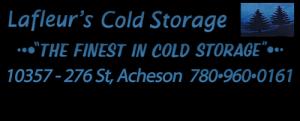 Lafleurs Cold Storage Logo