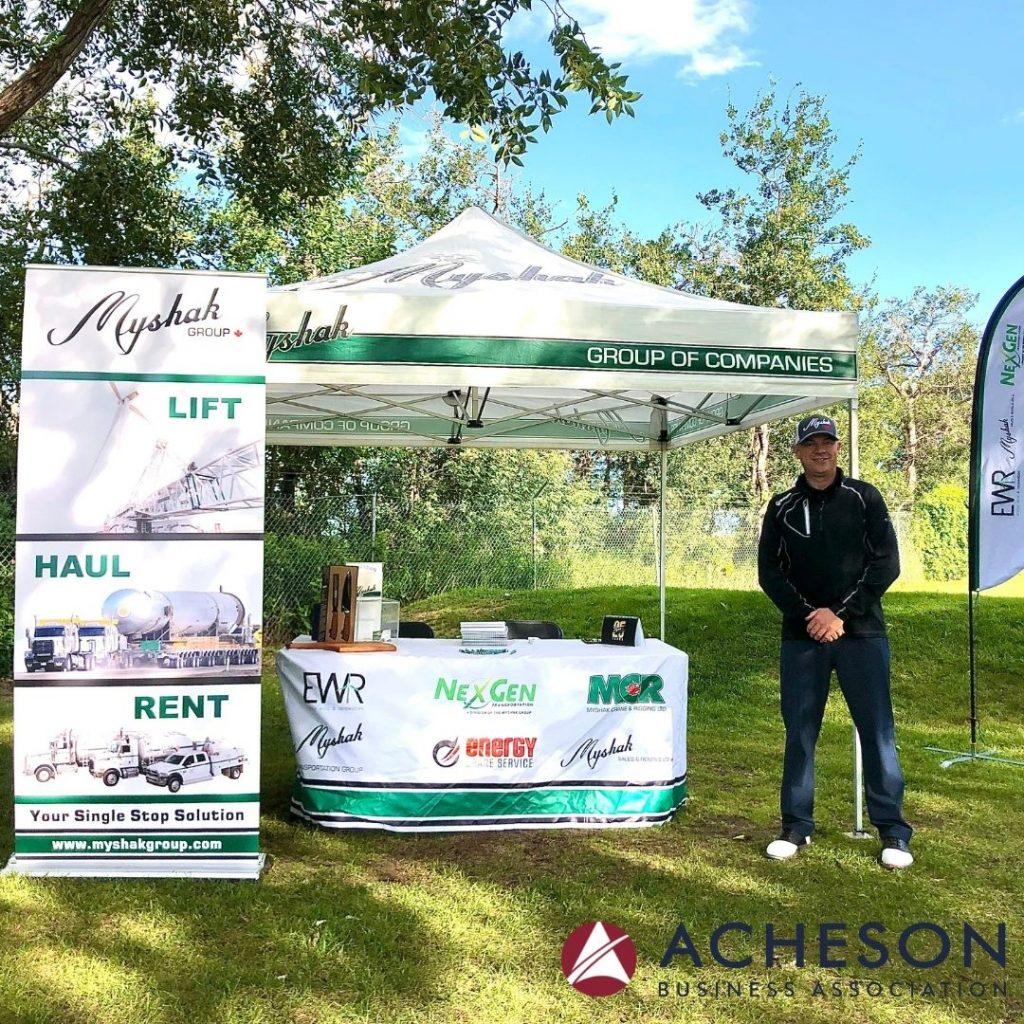 ABA Golf Tournament Sponsor 3