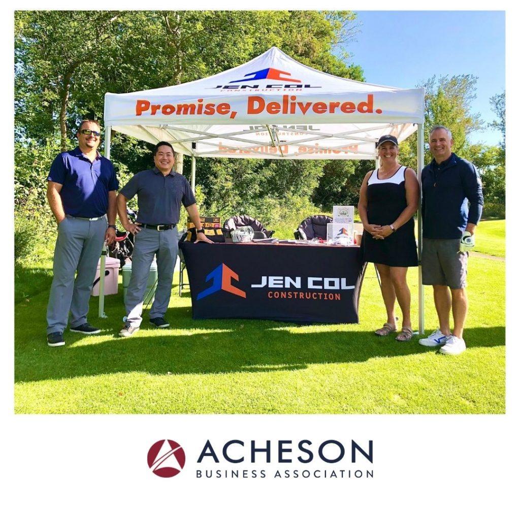 ABA Golf Tournament Sponsor 9