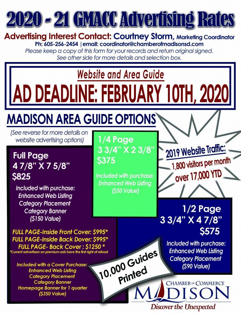 2020 Advertising